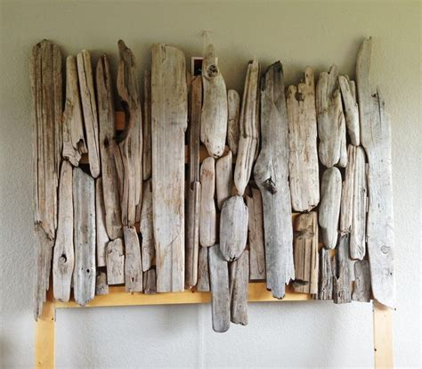 handmade headboards for sale a diy driftwood headboard a few rookie errors but i think