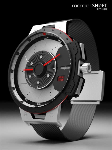 design concept watches a watch for automotive enthusiasts yanko design