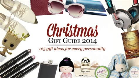 125 christmas gift ideas for every personality