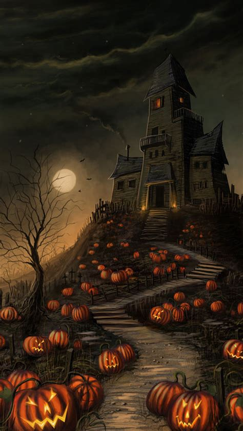 wallpaper for iphone halloween haunted house halloween wallpaper halloween 2013 haunted