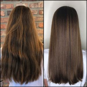 keratin treatment on layered hair keratin treatment on layered hair brazilian blowout by