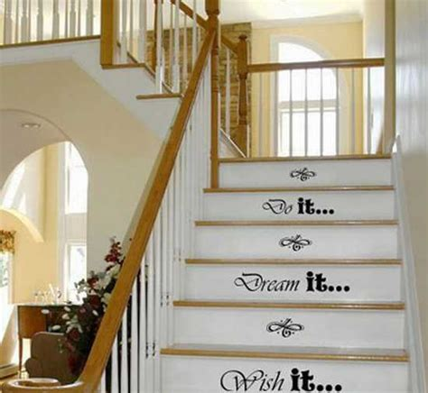 Staircase Decorating Ideas 20 Interior Decorating Ideas For Wooden Stairs