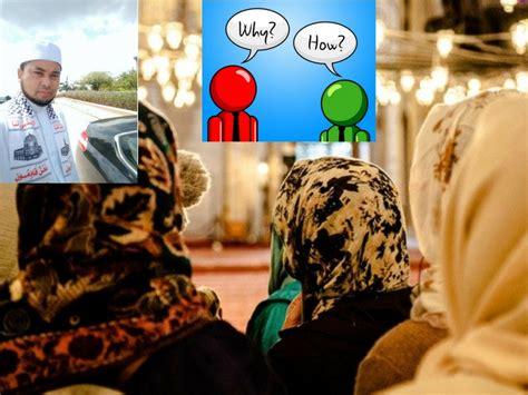 Haji Dilarang Ketawa quot masa nak pakai tudung time tu kau chit chat dalam surau