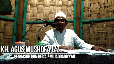 Al Hikam Kh Soleh Darat pengajian kitab al hikam part 2 oleh kh agus mushoffa izz m pd i