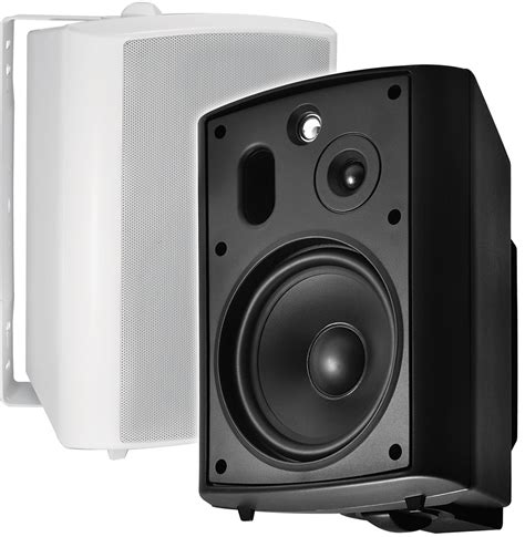 backyard speakers ap640 outdoor patio speaker pair