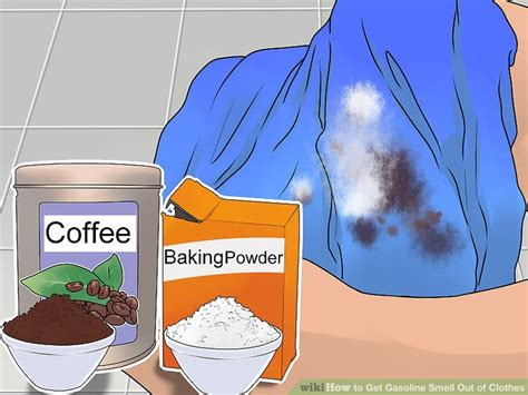 how to get gasoline smell out of clothes 11 steps with pictures