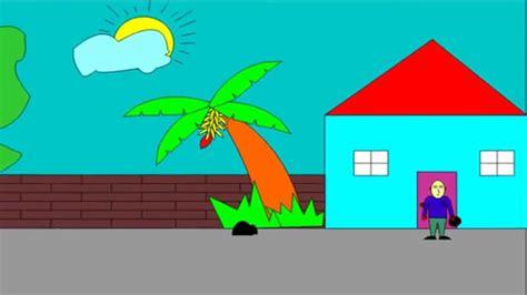 gambar kartun anak membuang sah sembarangan top gambar