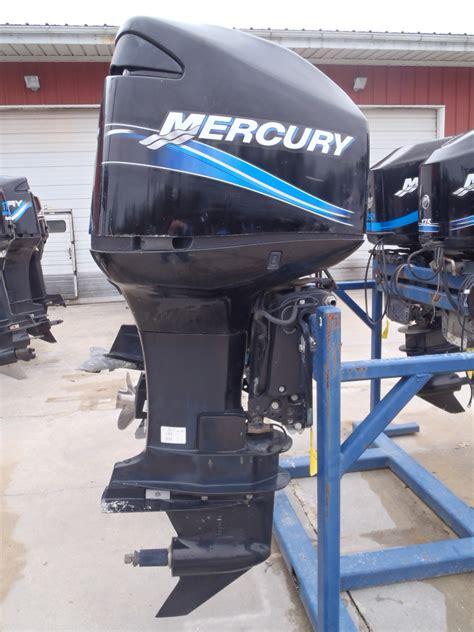 sw prop boat used 2003 mercury 225xl saltwater optimax 225hp boat motor