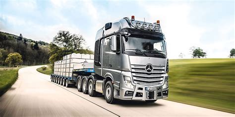 Mercedes Commercial Trucks by Mercedes Trucks Daimler Gt Products Gt Trucks
