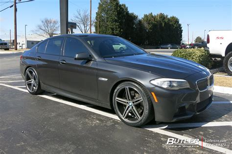 bmw  series   vossen cv wheels exclusively  butler tires  wheels  atlanta ga