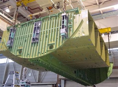 Wing Box Fhi Celebrates 1000th Boeing 777 Centre Wing Box Subaru News