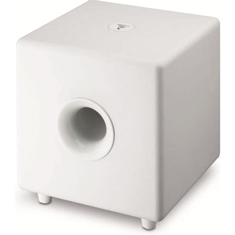 focal 5 1 sib cub3 home theater speaker system white