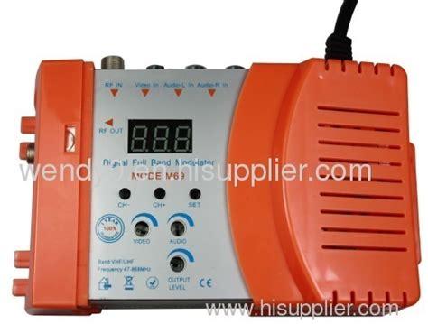 av to rf modulator m69 manufacturer from china zhongshan