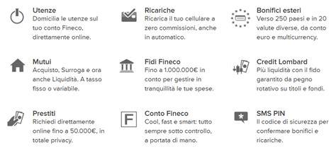 Banca Fineco Area Clienti by Conto Corrente Fineco Costi Opinioni Per Giovani Conviene