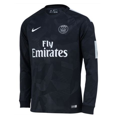 Jersey Psg Home Longsleeve 2017 18 psg 2017 18 third sleeved shirt soccer jersey dosoccerjersey shop
