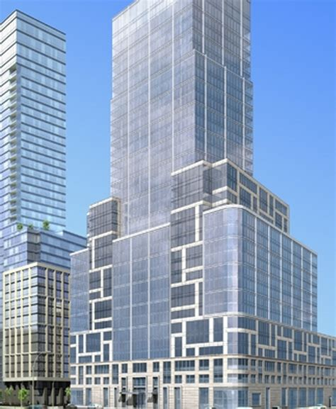 Apartments In Nyc With Bad Credit Nyc Luxury Apartment Building Has Separate Entrance For