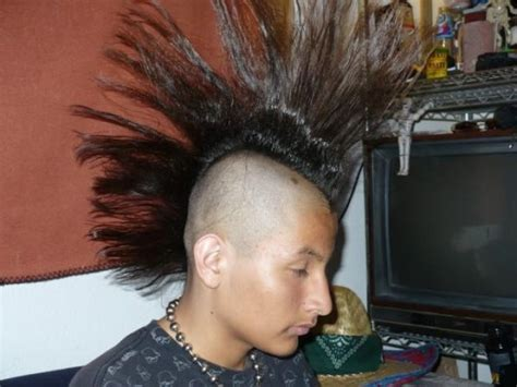 punk haircuts near me mohawk hairstyle that one most popular punk rock