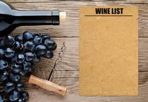 Wine Dinner Menu Template by 20 Wine Menu Templates Free Sle Exle Format