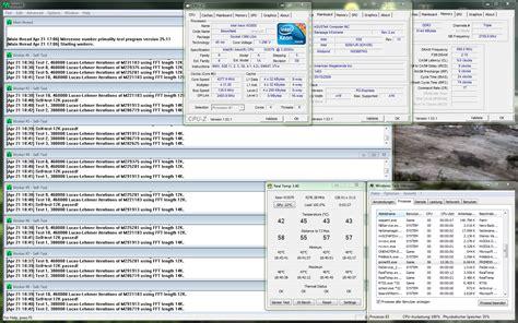 Lu Xeon Gt sammelthread intel lga1366 overclocking thread 8