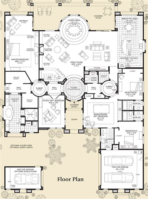 az house plans venado at saguaro estates luxury new homes in scottsdale az