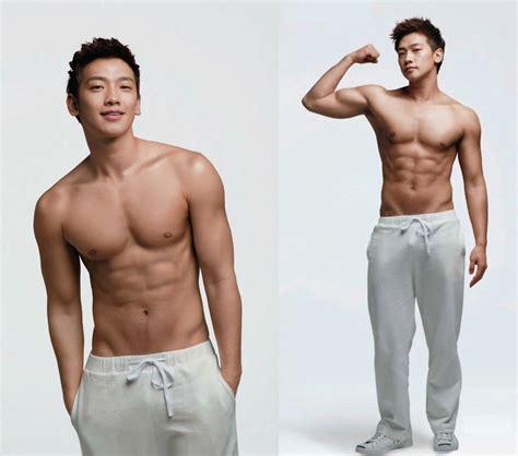 hot body korean boy band 14 idols masculinos sin camisa lucen impresionantes