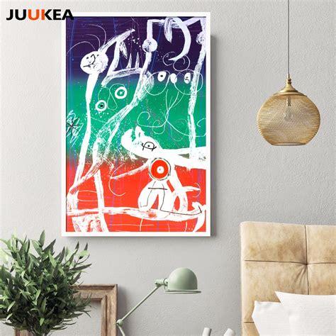 cuadros de joan mir pinturas de joan mir 243 compra lotes baratos de pinturas