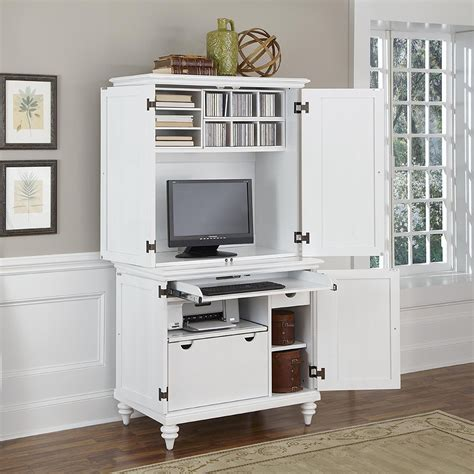 Armoire Office Desk Furniture Exciting Desk Armoire For Home Office Decoration With Corner Armoire Computer Desk
