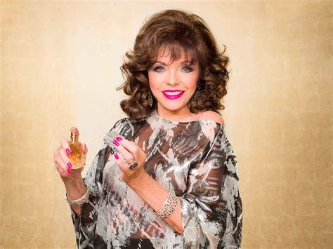 joan collins beauty secrets saga