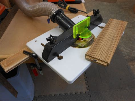 Rockler Trim Router Table by Review Rockler Trim Router Table By Redryder
