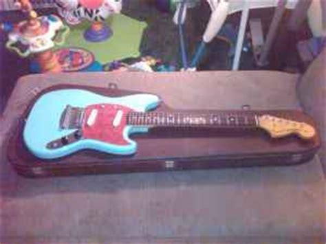 craigslist vintage guitar hunt fender 65 mustang ri w