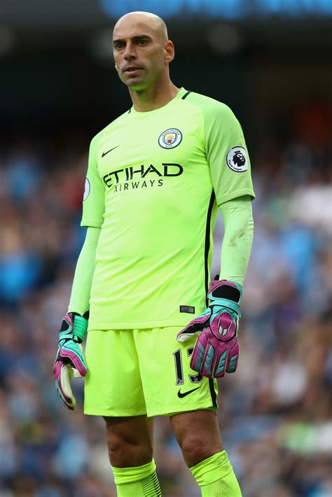 willy caballero willy caballero photos manchester city v sunderland