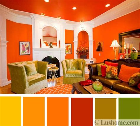 decorating color schemes popular color schemes blending stylish hues with traditional fall decorating ideas