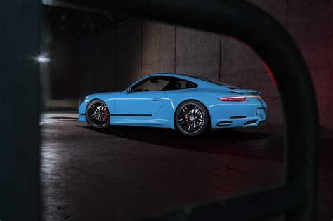 Tech Art Porsche by Official 2017 Techart Porsche 911 Carrera And Turbo