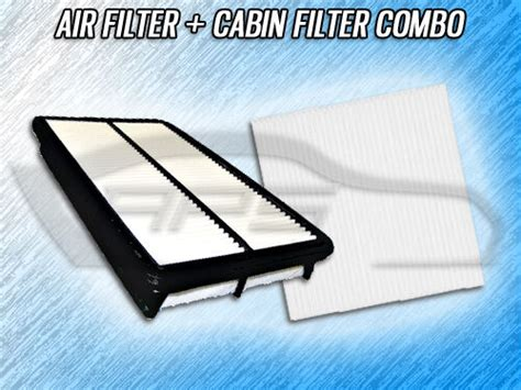 2006 Honda Odyssey Cabin Filter by Air Filter Cabin Filter Combo For 2005 2006 2007 2008 2009