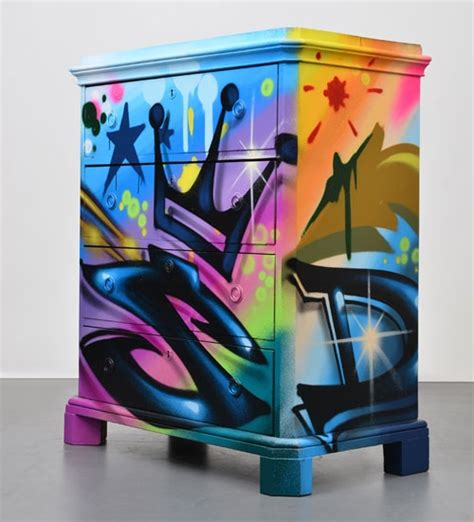 Graffiti Furniture by Graffiti In Furniture Thing To See Iddesign Jeddah
