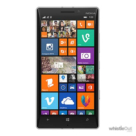 best price nokia 930 nokia lumia 930 prices compare the best tariffs from 0
