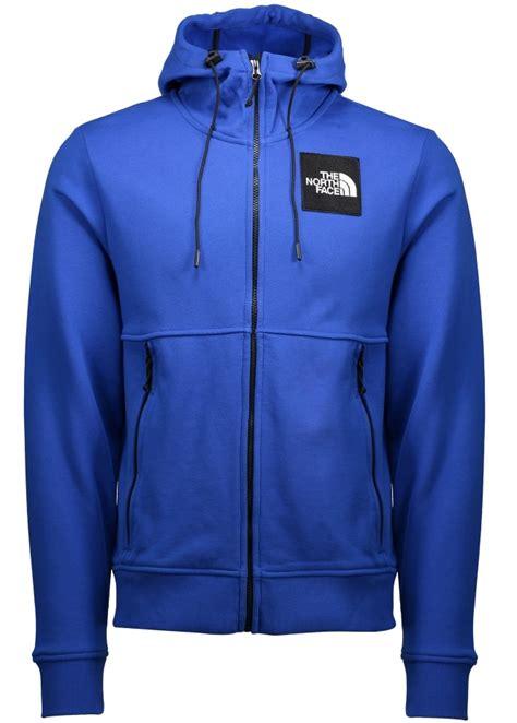 Zipper N Hoodie the zip hoodie cobalt blue hoodies from triads uk