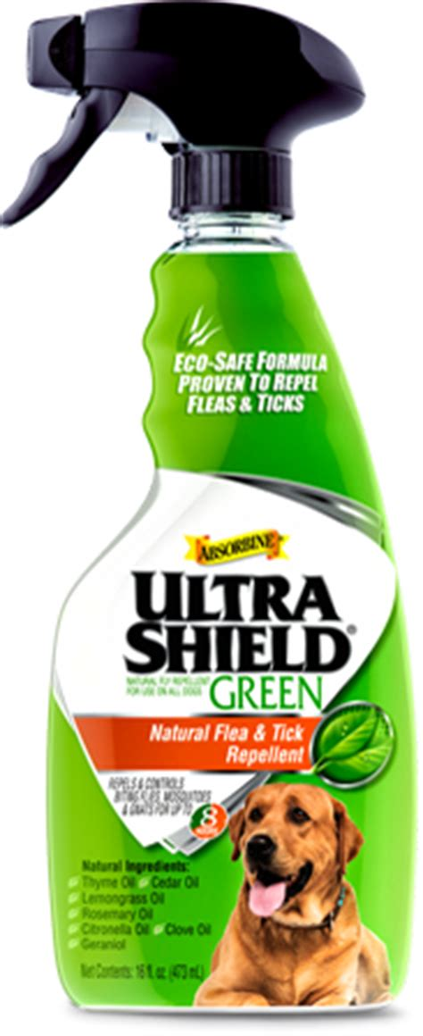 fly spray for dogs ultrashield 174 green fly repellent for use on all dogs absorbine pet