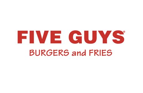 Five Guys Gift Card Balance - five guys restaurants bars barrhead road glasgow