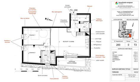 Faire Des Appartements Dans Une Maison by Plan Appartement Symbole