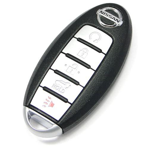 2015 nissan pathfinder smart key remote engine start