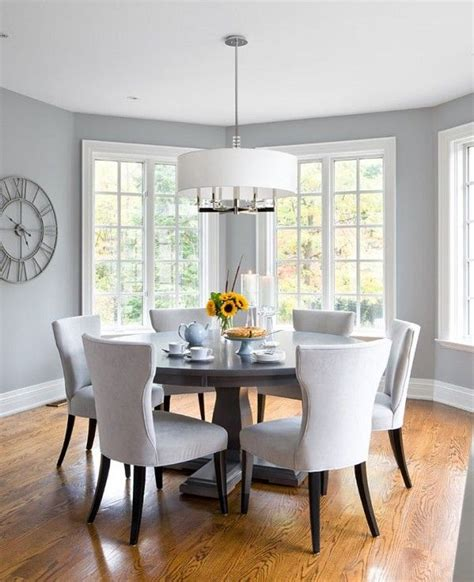 17 ideas about gray dining rooms on dining room curtains dining room paint colors