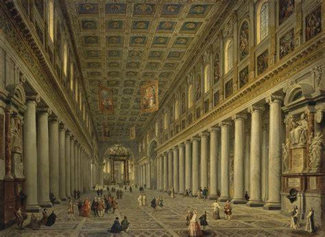 interno 18 santa c v file pannini paolo interior of the santa