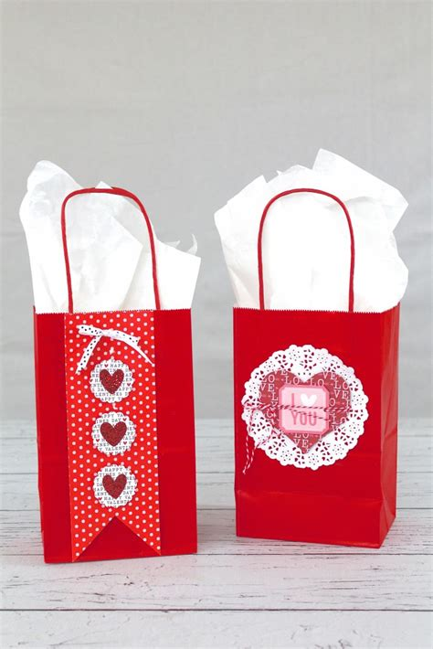 valentines bags diy s day ideas for yesterday on tuesday