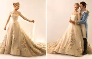 Disney cinderella movie wedding dress photos01 jpg