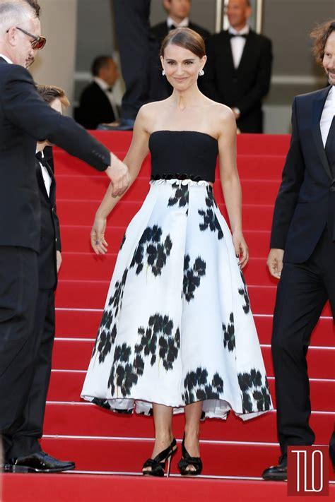 film love cannes 2015 cannes 2015 natalie portman in christian dior couture