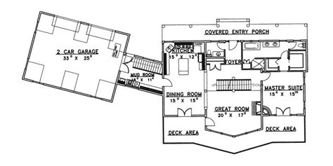 water front house plans stansbury lake waterfront home plan 088d 0395 house