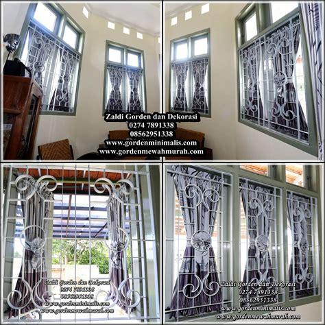 Bahan Gorden Vitrage gorden pita gorden spiral gorden kupu gorden stik tempel di kaca untuk kaca rumah minimalis