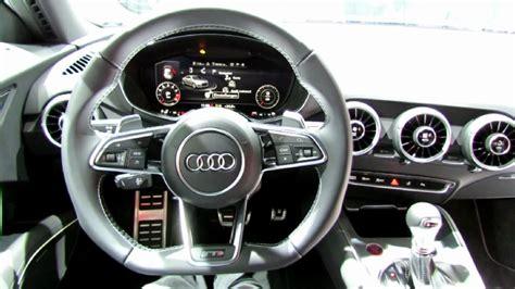 Audi Tt 2015 Interior by 2015 Audi Tt S At 2014 Geneva Motor Show