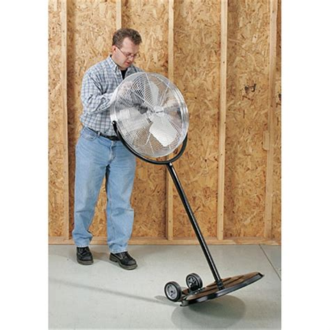 patton industrial fans parts patton 174 20 quot industrial pedestal fan 101412 garage